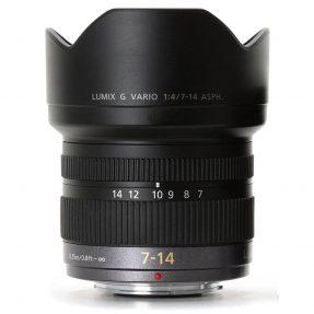 Panasonic 7-14mm F/4.0 ASPH