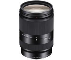 Sony 18-200mm F/3-5.6 SEL OSS