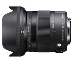 Sigma 17-70mm F/2.8-4.0 DC Macro CONTEMPORARY HSM Nikon