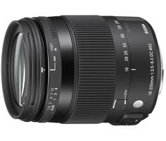 Sigma 18-200mm F/3.5-6.3 DC MACRO OS HSM Contemporary Canon