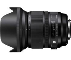 Sigma 24-105mm F/4.0 DG OS HSM ART voor Canon