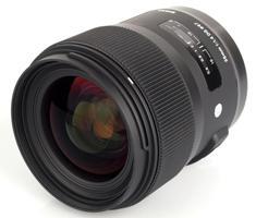 Sigma 35mm F/1.4 ART DG HSM voor Canon EF / EF-S