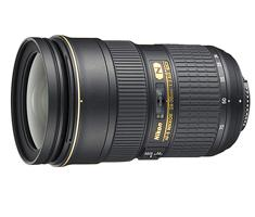 Nikon AF-S 24-70mm F/2.8G ED + HB-40 (zonnekap)