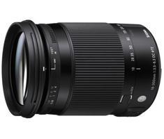 Sigma 18-300mm F/3.5-6.3 DC Macro Canon OS HSM I Contemporary