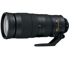 Nikon AF-S 200-500mm F/5.6E VR ED + HB-71 (zonnekap)