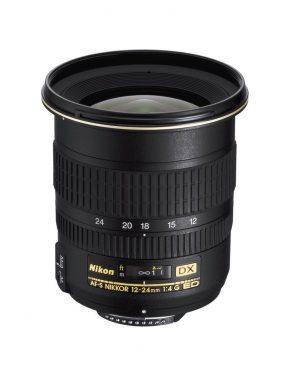 Nikon AF-S 12-24mm F/4.0 G DX iF ED + HB-23 (zonnekap)