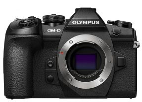 Olympus OMD E-M1 Mark II body zwart
