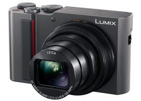 Panasonic LUMIX DC-TZ200 grijs