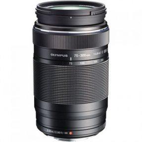 Olympus MFT 75-300mm F/4.8-6.7 zwart ED II M.Zuiko Digital