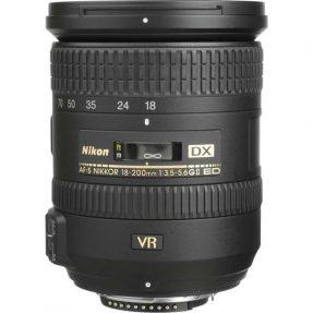 Nikon AF-S 18-200mm F/3.5-5.6G DX VR II