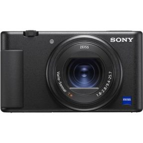 Sony vlog camera ZV1 + GP-VPT2BT bluetooth vlogging grip-6329