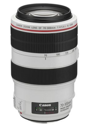 Canon EF 70-300mm F4.0-5.6 L IS USM