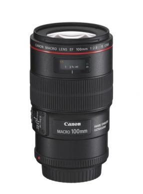 Canon EF 100mm F/2.8 L USM IS Macro