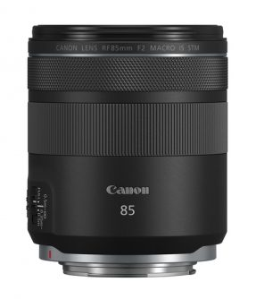 Canon RF 85mm F/2.0 Macro IS STM