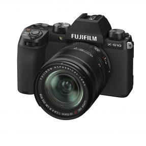 Fujifilm X-S10 + XF 18-55mm