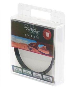 Peter Hadley UV-filter 72mm Premium Line