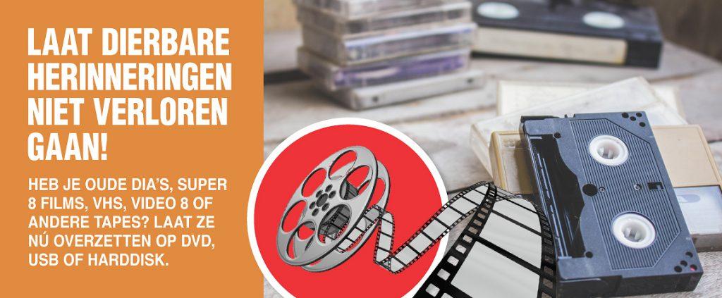 Video kopieer service