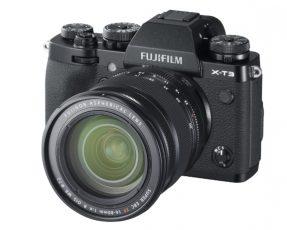 Fujifilm X-T3 XF 16-80mm zwart