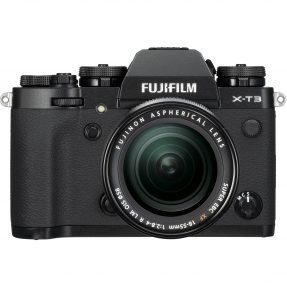 Fujifilm X-T3 XF 18-55mm zwart