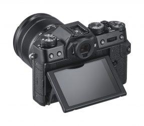 Fujifilm X-T30 + XF 18-55mm zwart