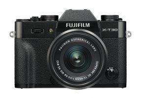 Fujifilm X-T30 + XC 15-45mm zwart
