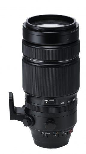 Fujifilm FUJINON XF100-400mm 4.5-5.6 OIS WR + TC 1.4x WR