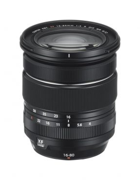 Fujifilm FUJINON XF 16-80mm F4.0 R OIS WR