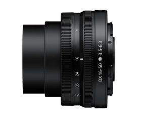 Nikkor Z DX 16-50mm F/3.5-6.3