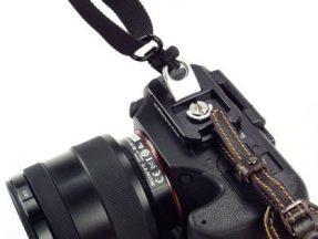 4V Design ARCA QR Plate 60mm met strap attachment