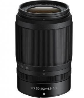 Nikkor Z DX 50-250mm F/4.5-6.3