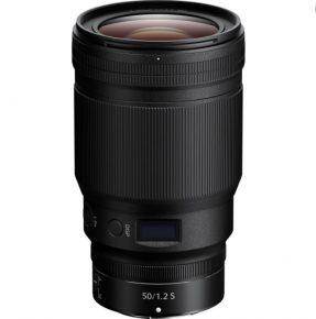 Nikkor Z 50mm F1.2