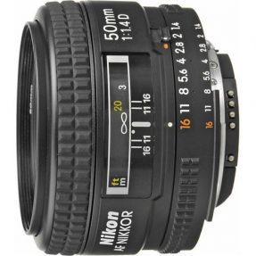 Nikkor AF-D 50mm F/1.4