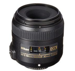 Nikkor AF-S DX 40mm F2.8 G ED Micro