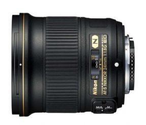 Nikkor AF-S 24mm F1.8 G ED