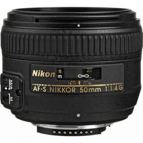 Nikkor AF-S 50mm F/1.4 G