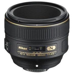Nikkor AF-S 58mm F/1.4 G