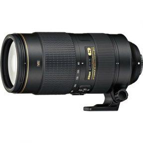 Nikkor AF-S 80-400mm F/4.5-5.6 G ED VR