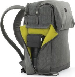 Acme Made Montgomery Street Backpack Grey Cameratas