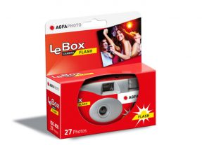 Agfa Lebox Flash ISO 400 27 foto's