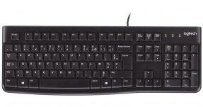Logitech K120 Azerty toetsenbord