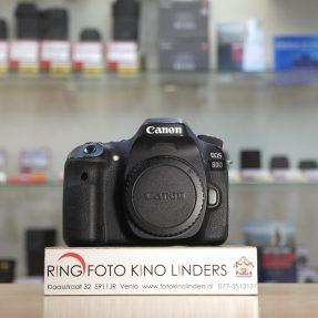 Canon EOS 80D occasion