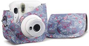 Cullmann Rio Fit 100 Love – Cameratas voor Fuji Instax 8/9