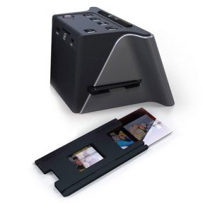 Easypix Cyberscanner View 3-in-1 scanner voor 135/126/110 film