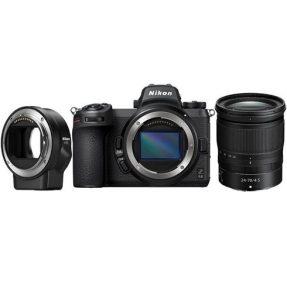 Nikon Z6 II + Nikkor Z 24-70mm F/4.0 S + FTZ-adapter