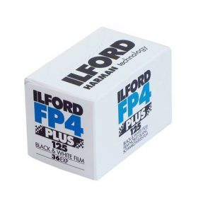 Ilford FP4 Plus 135/36