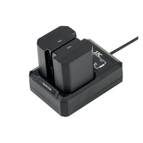 JJC DCH-NPFZ100 USB Dual Battery Charger (voor Sony NP-FZ100)