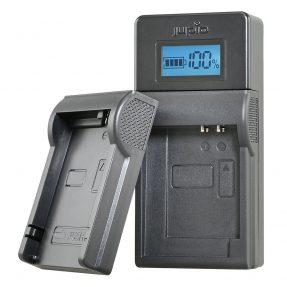 Jupio USB Charger Kit voor JVC/Samsung/Sony 7.2V-8.4V accu's