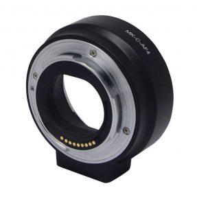 Meike MK-C-AF4 Canon EF/EF-S naar EF-M Mount adapterring