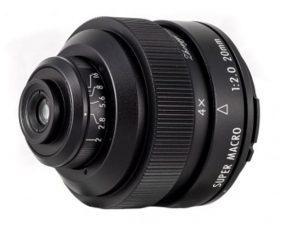 Zhongyi 2,0/20 mm Canon EF Mitakon Creator Objektief
