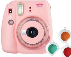 Fujifilm instax mini 9 Clear Pink Limited Edition
